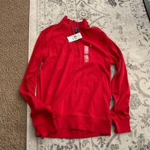 Boys polo pullover